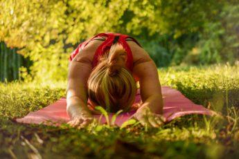 Loslassen Yin Yoga